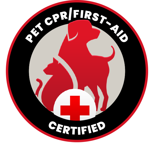 Pet CPR Certified